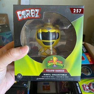 Funko Dorbz Power Rangers Yellow Ranger